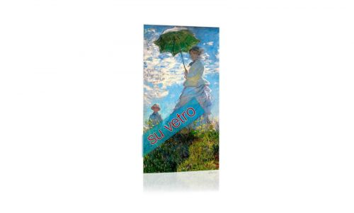 Infrared Glass Heating Panel With Print 800w – 60x120cm